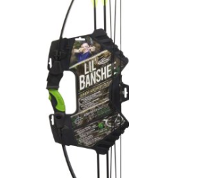 barnett youth compound bow set