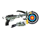 kids military crossbow set